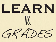 How Can I Make My Exams More about Learning, Less about Grades?