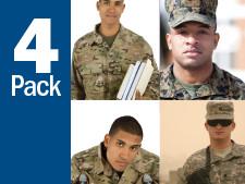 Student Veteran 4-pack