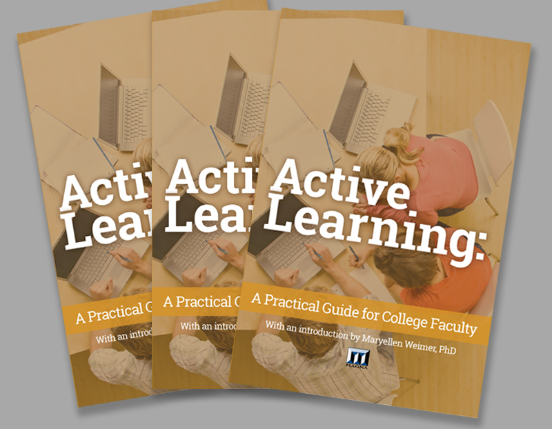 Active Learning: A Practical Guide for College Faculty book cover