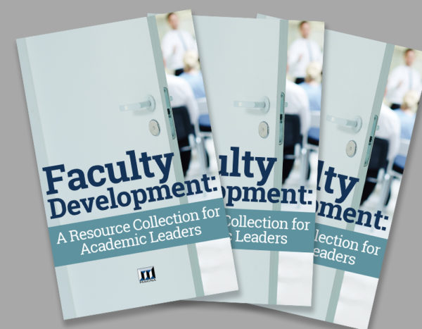 Faculty Development: A Resource Collection for Academic Leaders book cover