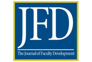 Journal of Faculty Development