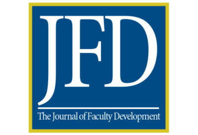 Journal of Faculty Development