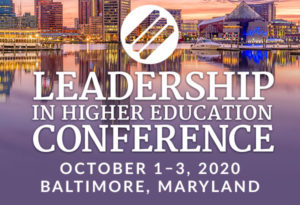 2020 Leadership in Higher Education Conference