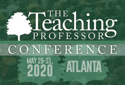 2020 Teaching Professor Conference
