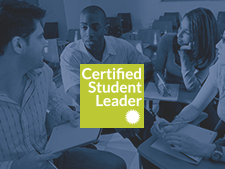 Certified Student Leader: Communication for Changemakers