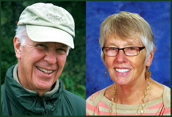 Parker Palmer and Maryellen Weimer