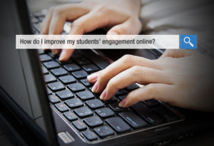 8 Small Teaching Strategies that Deliver Big Results to Engage Online Students and Improve Learning