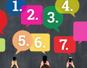 Seven Ways to Facilitate Effective Online Discussions