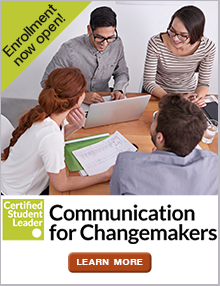 Communication for Changemakers online course