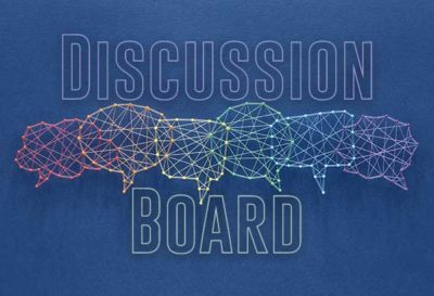 What Are Three Proven Ways to Manage My Online Discussion Board and Actively Engage Students?
