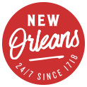 New Orleans Visitors logo