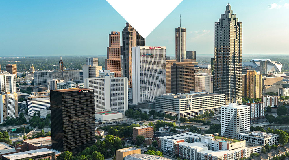 The Atlanta Marriott Marquis site of 2022 Teaching Professor Conference