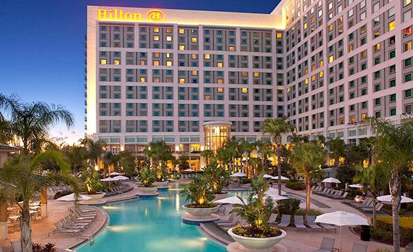 NCSL 2021 is at the Hilton Orlando