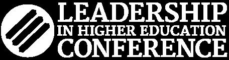 Leadership in Higher Education logo