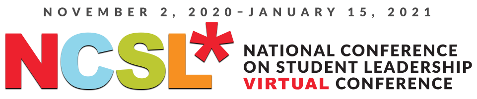 NCSL Virtual Conference November 2, 2020 to January 15, 2021