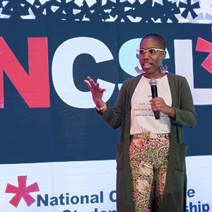 NCSL conference speaker