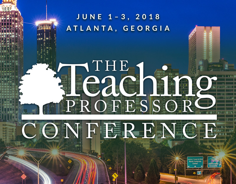 The Teaching Professor Conference